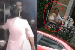 Mỹ nam 'Người Ấy Là Ai' bị vợ đánh ghen giữa quán ăn ở Sài Gòn