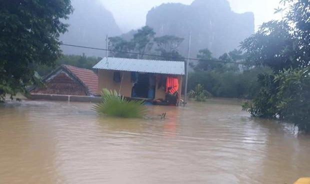 Quảng Bình: Mẹ đi nhận cứu trợ, về đến nhà mới biết con trai đuối nước tử vong-1