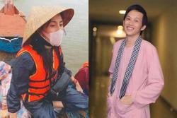 Bị so sánh từ thiện với Thủy Tiên, danh hài Hoài Linh phản ứng cực khéo