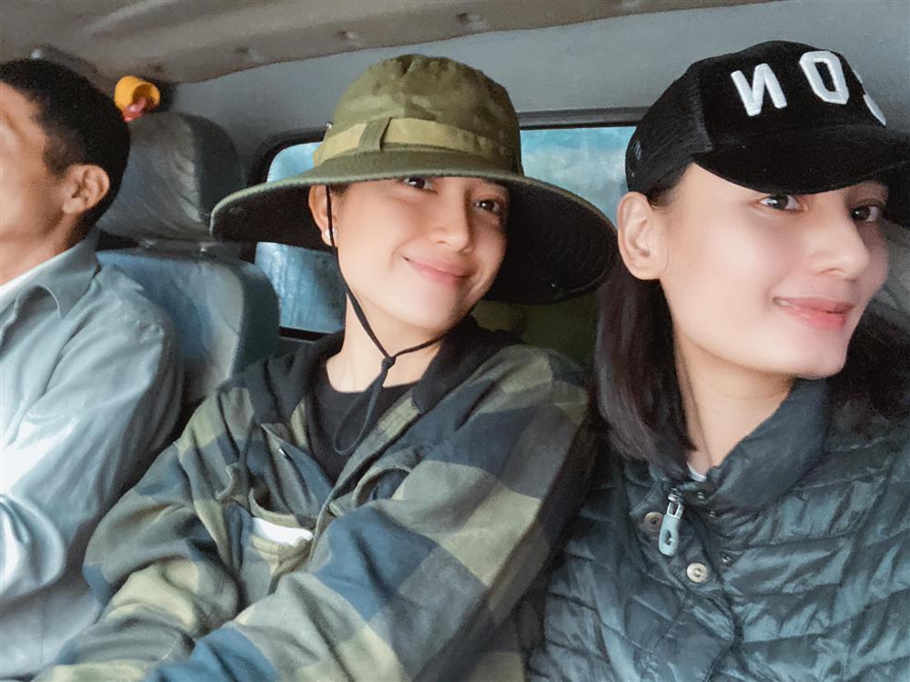 Đoàn cứu trợ của người mẫu Lê Thúy bị nhận xét từ thiện xảo trá-1
