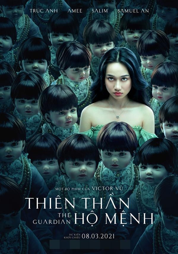 Phim về búp bê hắc ám Kumanthong tung teaser rợn tóc gáy-1