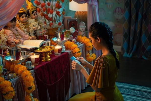 Phim về búp bê hắc ám Kumanthong tung teaser rợn tóc gáy-5