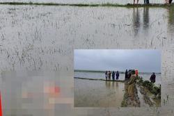 Tìm thấy thi thể bé gái 3 tuổi ở Hà Tĩnh bị lũ cuốn trôi khi chơi trước cửa nhà