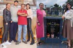 Mối quan hệ giữa Trương Quỳnh Anh và bố mẹ đẻ sau thời gian 'từ mặt'