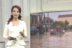Á hậu Thụy Vân tái xuất trên truyền hình sau tin đồn đã nghỉ việc ở VTV