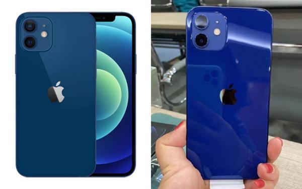 iPhone 12 màu xanh dương của Apple khiến dân mạng thất vọng ê chề, ném đá tới tấp-1