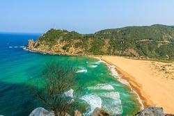 Thiên nhiên hoang sơ ở Phú Yên