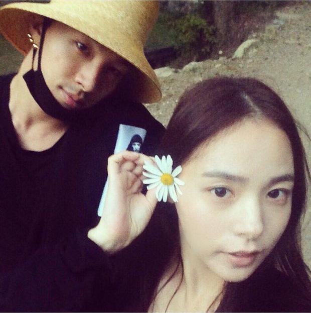 Big Bang Taeyang - Min Hyorin: Tình yêu sưởi ấm tâm hồn cằn cỗi-1