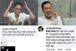 Nam rapper trót 'lỡ lời một ly', e-kip Rap Việt khiến người này 'đi luôn ngàn dặm'