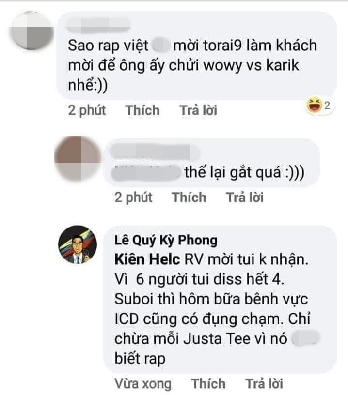 Nam rapper trót lỡ lời một ly, e-kip Rap Việt khiến người này đi luôn ngàn dặm-6