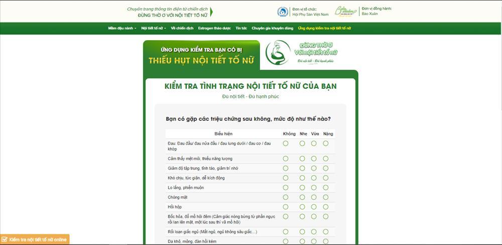 Bảo Thanh chia sẻ ứng dụng kiểm tra nội tiết tố nữ-2