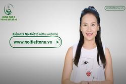 Bảo Thanh chia sẻ ứng dụng kiểm tra nội tiết tố nữ