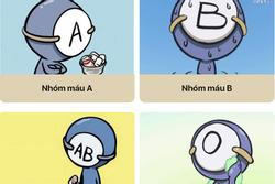 Bản chất khó ai nhìn thấu của 4 nhóm máu A - B - AB - O trong chuyện tình yêu