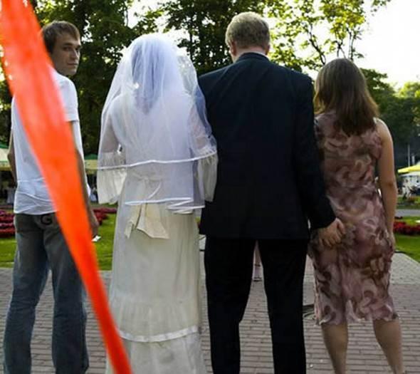 Những bức ảnh cưới xấu ma chê quỷ hờn, cô dâu chú rể xem xong chỉ muốn độn thổ-12