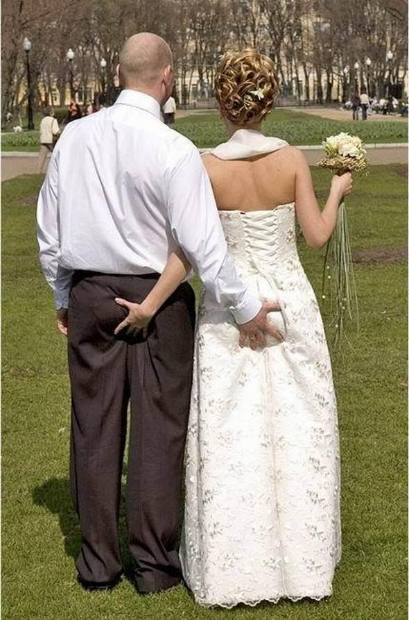 Những bức ảnh cưới xấu ma chê quỷ hờn, cô dâu chú rể xem xong chỉ muốn độn thổ-13