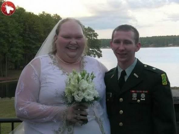 Những bức ảnh cưới xấu ma chê quỷ hờn, cô dâu chú rể xem xong chỉ muốn độn thổ-14