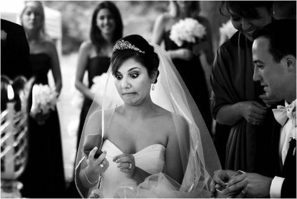 Những bức ảnh cưới xấu ma chê quỷ hờn, cô dâu chú rể xem xong chỉ muốn độn thổ-15