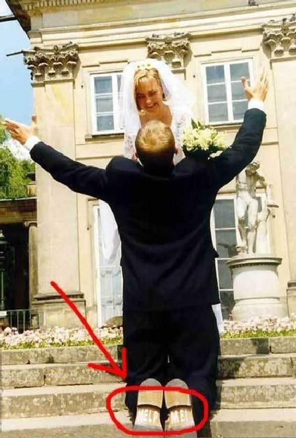 Những bức ảnh cưới xấu ma chê quỷ hờn, cô dâu chú rể xem xong chỉ muốn độn thổ-17