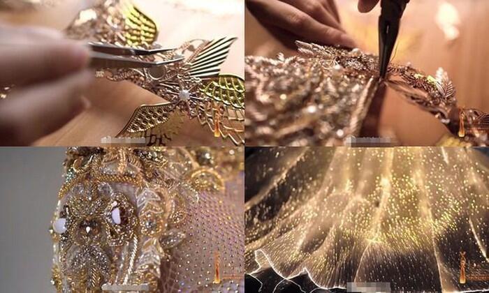 Bộ váy huyền thoại của Nữ thần Kim Ưng bị chê mỗi năm càng thêm sến súa-20