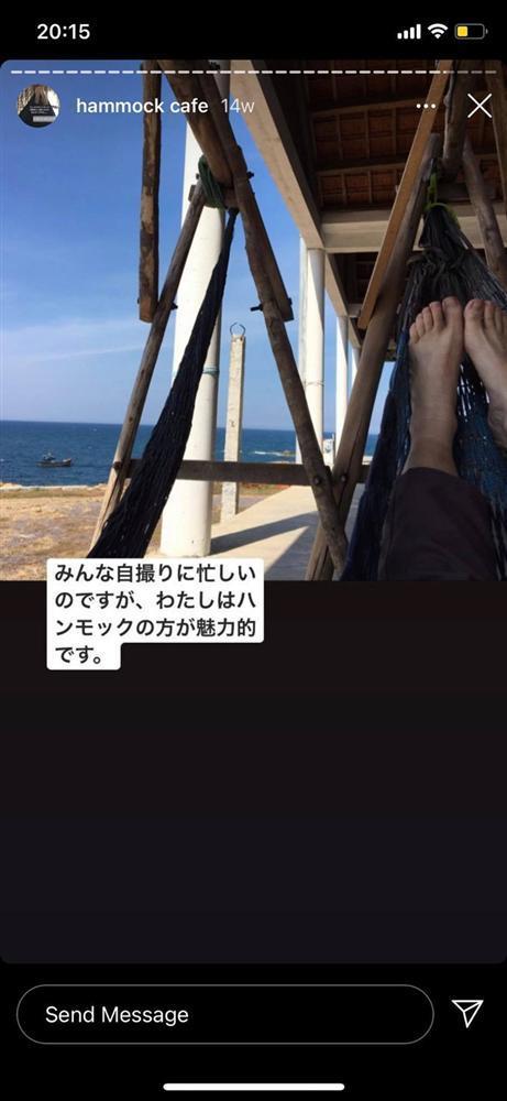 Cô nàng Nhật Bản hóa vlogger bất chấp review chiếc võng Việt Nam mọi lúc mọi nơi-6