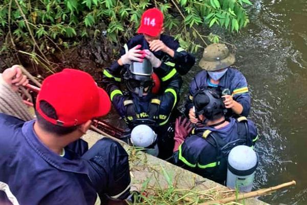 Tìm thấy thi thể phụ nữ bên mương nước sau 11 ngày mất tích ở Quảng Nam-1
