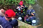 Tìm thấy thi thể phụ nữ bên mương nước sau 11 ngày mất tích ở Quảng Nam