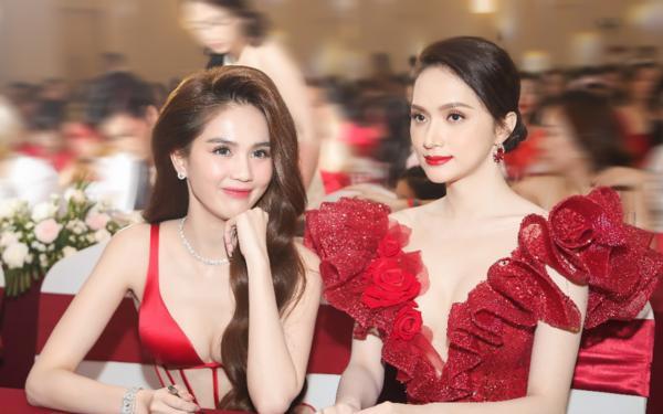 Hương Giang cân đẹp dàn mỹ nhân nhưng bại trận trước Võ Hoàng Yến-7