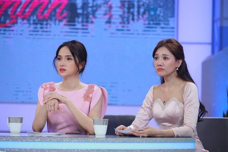 Hương Giang cân đẹp dàn mỹ nhân nhưng bại trận trước Võ Hoàng Yến-2