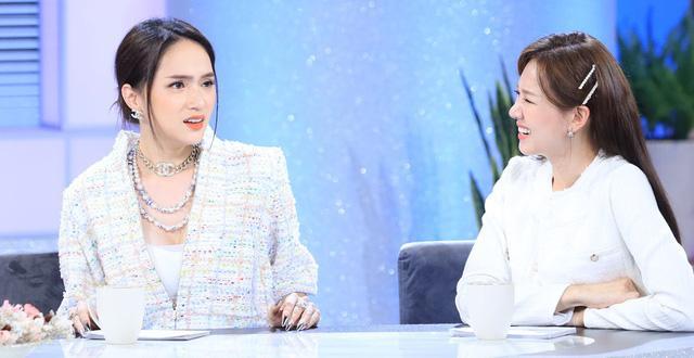 Hương Giang cân đẹp dàn mỹ nhân nhưng bại trận trước Võ Hoàng Yến-3