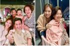 Trấn Thành đăng ảnh sinh nhật mẹ, Hari Won gây chú ý vì ngày càng giống mẹ chồng