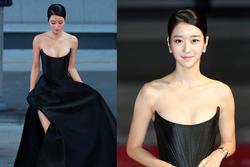 'Điên nữ' Seo Yeji khoe vòng 1 táo bạo 'đốt mắt' người nhìn