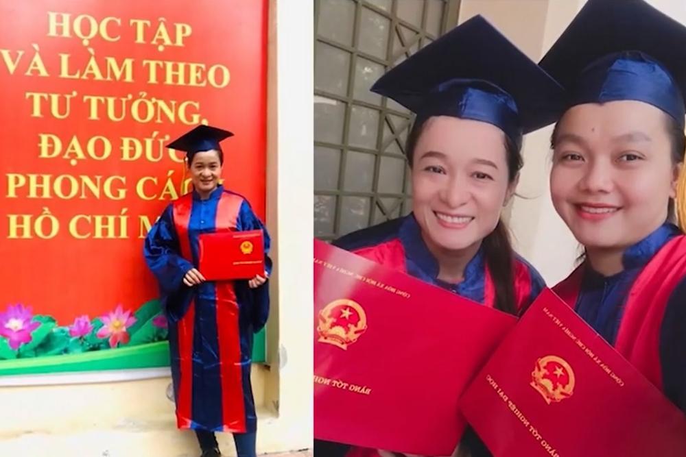 Thanh Sói của Hai Phượng: từng bị nghi ngờ giới tính, 38 tuổi mới lấy bằng đại học-2