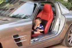 Bị chỉ trích vì lái Rolls Royce tới trường đón con, phụ huynh đáp trả tất cả 'câm nín'