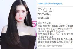 Irene thừa nhận mình là kẻ xấu tính, hình tượng tiên tử coi như đã 'bay màu'