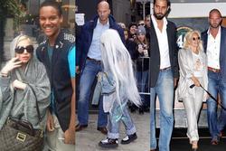 Những lần 'Thị Dậu' Lady Gaga gây chú ý vì chiều cao quá khiêm tốn