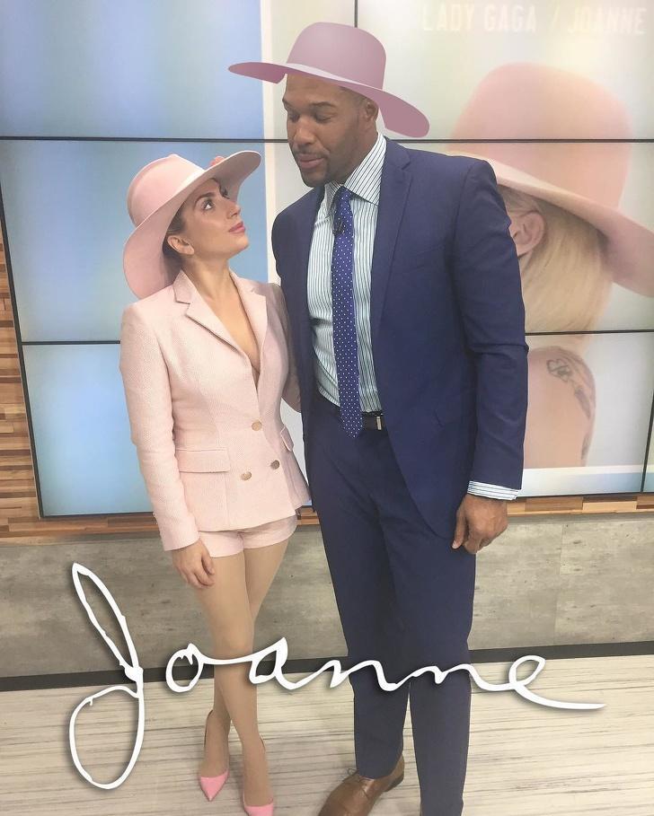 Những lần Thị Dậu Lady Gaga gây chú ý vì chiều cao quá khiêm tốn-6
