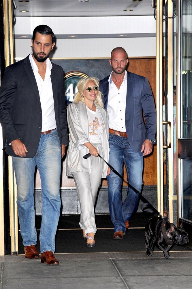 Những lần Thị Dậu Lady Gaga gây chú ý vì chiều cao quá khiêm tốn-3