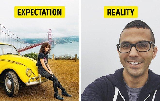 Cái kết của việc đi du lịch nhưng không xem ngày, du khách đứng hình khi nhìn thực tế-3