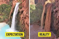 Cái kết của việc đi du lịch nhưng không xem ngày, du khách 'đứng hình' khi nhìn thực tế