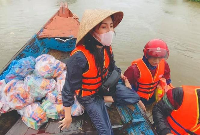 Thủy Tiên thông báo số tiền đã sử dụng trong quỹ cứu trợ hơn 100 tỷ-1