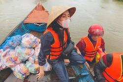 Thủy Tiên thông báo số tiền đã sử dụng trong quỹ cứu trợ hơn 100 tỷ