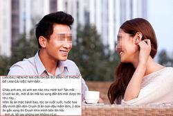 Lần đầu hẹn hò, thanh niên sung sướng tưởng bạn gái mời về phòng 'có chuyện', ai ngờ ăn no 'dưa bở'