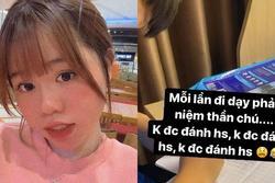 Bạn gái Quang Hải kể chuyện làm nghề 'gõ đầu trẻ'
