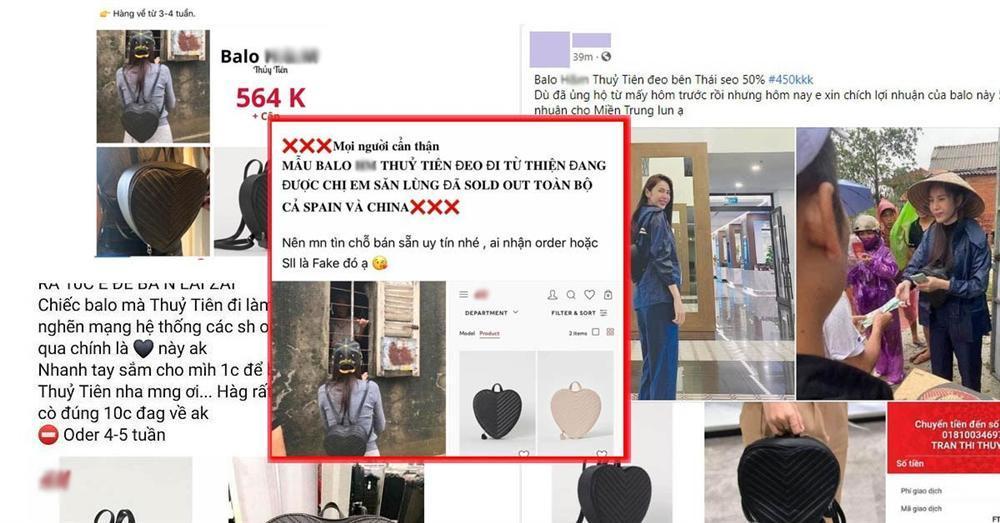 Váy Ngọc Trinh, Thủy Tiên mặc hôm nay, hôm sau bán đầy chợ-7