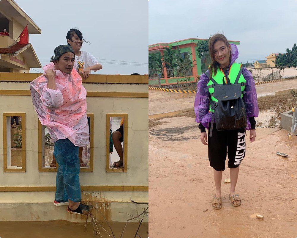 Cháy hàng mẫu balo bình dân của Thủy Tiên và loạt nghệ sĩ cứu trợ lũ lụt-6