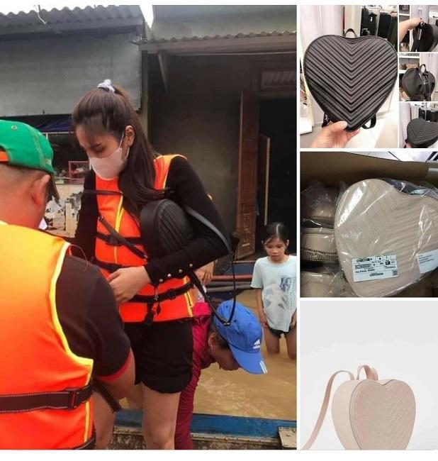 Cháy hàng mẫu balo bình dân của Thủy Tiên và loạt nghệ sĩ cứu trợ lũ lụt-4
