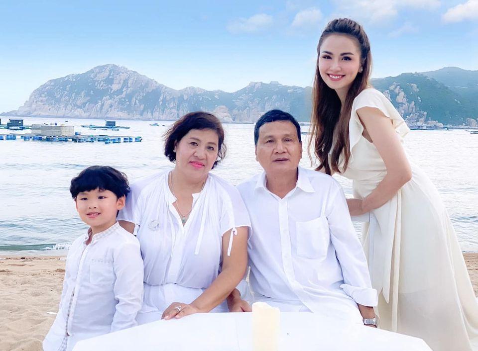 Diễm Hương - Trương Quỳnh Anh đã vui trở lại sau nhiều năm bị ba mẹ từ mặt-6