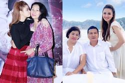Diễm Hương - Trương Quỳnh Anh đã vui trở lại sau nhiều năm bị ba mẹ từ mặt