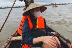 Thủy Tiên công khai số tiền cực 'khủng' sau 9 ngày kêu gọi cứu trợ miền Trung