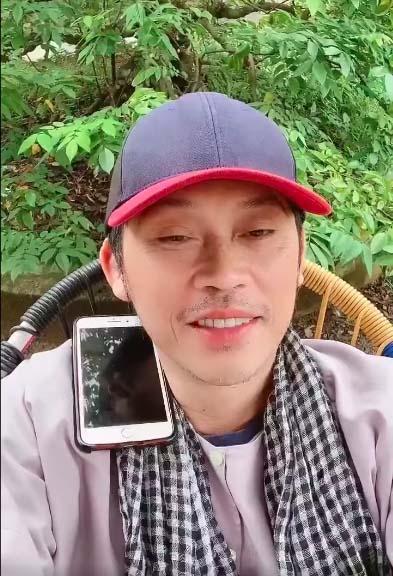 Hoài Linh nói 1 câu duy nhất khi bị nhắc nhở ăn chặn tiền từ thiện để xây nhà thờ Tổ-1